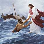 Jesus-Walking-On-Water